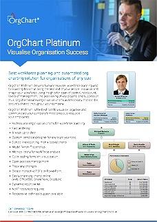 OrgChart Platinum 11 brochure